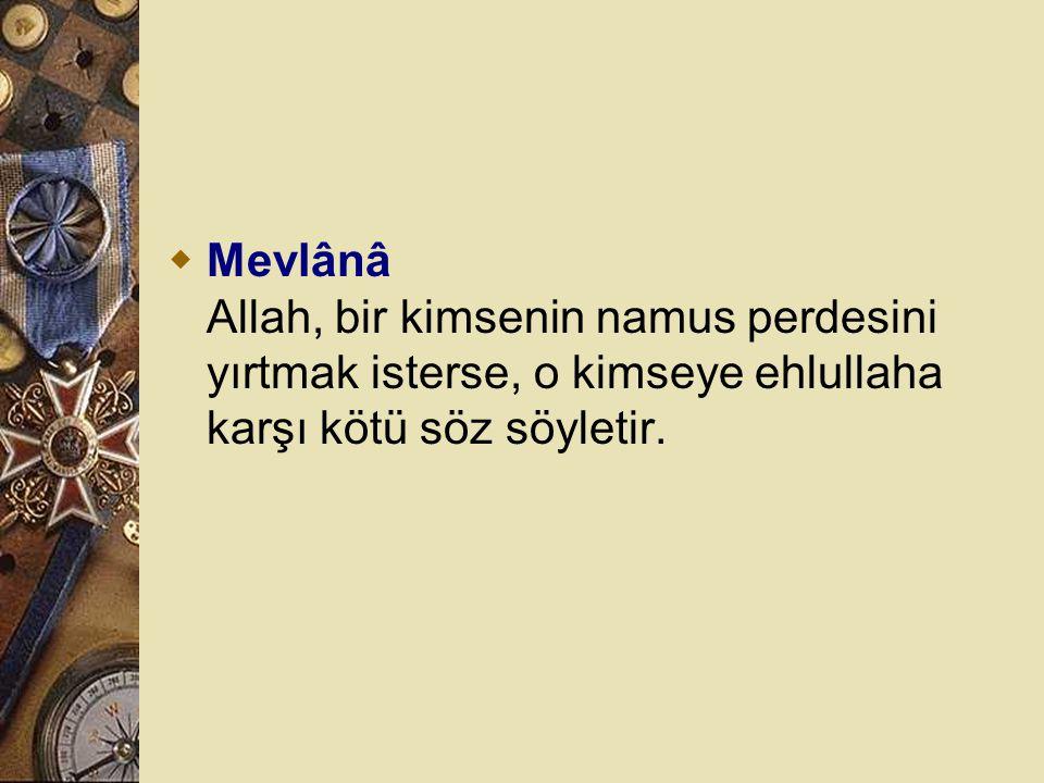  İmam Rabbanî Her şey zıddı ile anlaşılır. İşte bunun için, abdiyyet, kulluk makamı, her makamdan üstündür.