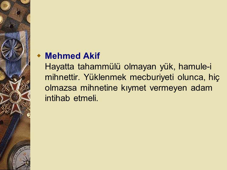  Mevlânâ Talihim bana
