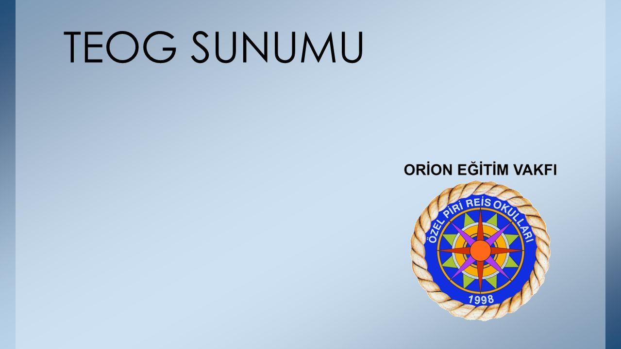 Özel Piri Reis Okulları olarak TEOG sistemine uygun tüm çalışmalarımız yoğun olarak devam etmektedir.