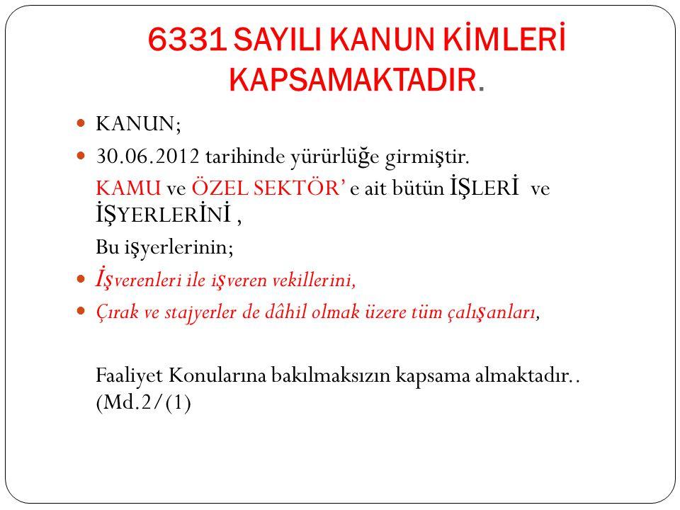 GENEL YÜKÜMLÜLÜKLERE AYRILIK (Md.26/1-b/c/) 1.