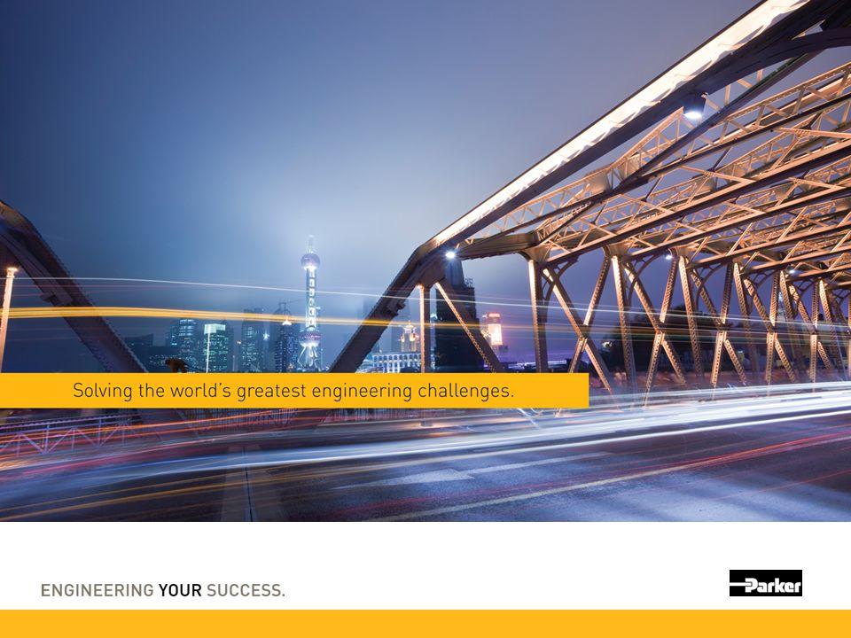 Parker üretkenliği ve verimliliği artırmak için müşterileriyle iş birliği yapar.