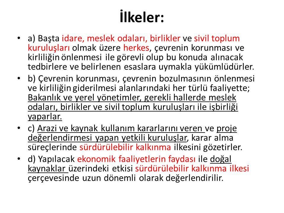 f) 11 inci maddeye göre kurulması zorunlu olan atık alım, ön arıtma, arıtma veya bertaraf tesislerini kurmayanlar ile kurup da çalıştırmayanlara 60.000 Türk Lirası idarî para cezası verilir.