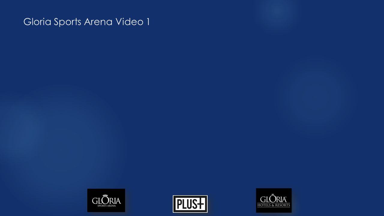 Gloria Sports Arena Video 2