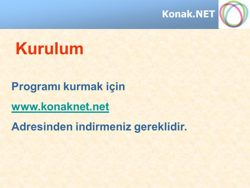 Konak.NET Evrak Arşivi Sorgulama alanları Sorgulama sonucu bulunan evraklar