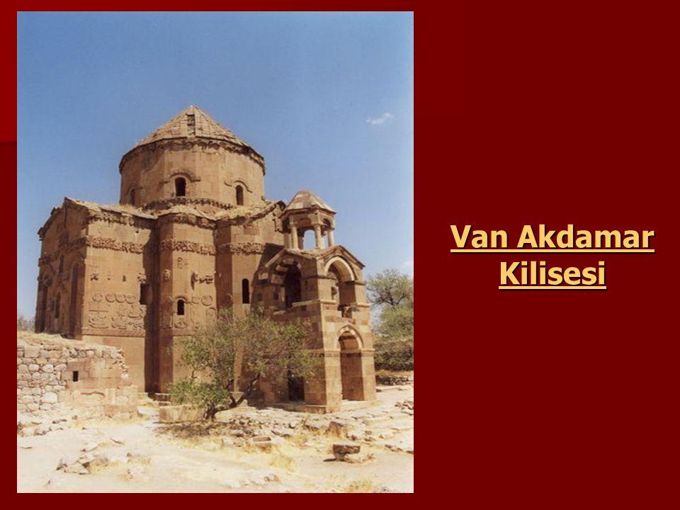 Van Akdamar Kilisesi