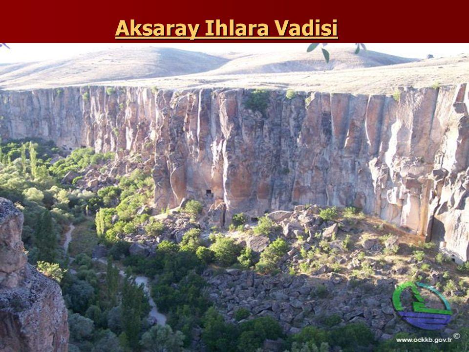 Aksaray Ihlara Vadisi