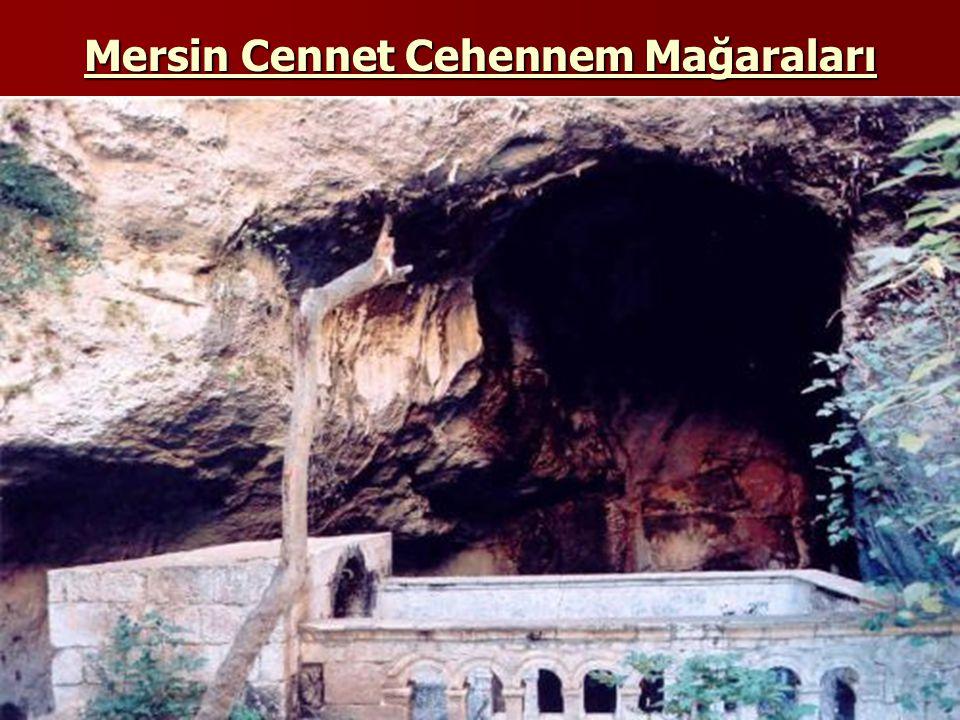 Mersin Cennet Cehennem Mağaraları