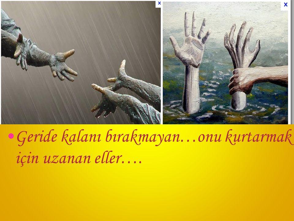 Kafesin dışındaki kuş uçarsa kafesteki kuş denize düşüp boğulacak …İşte Vefa……..