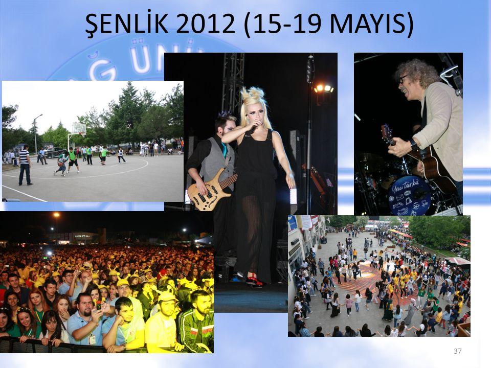 ŞENLİK 2012 (15-19 MAYIS) 37