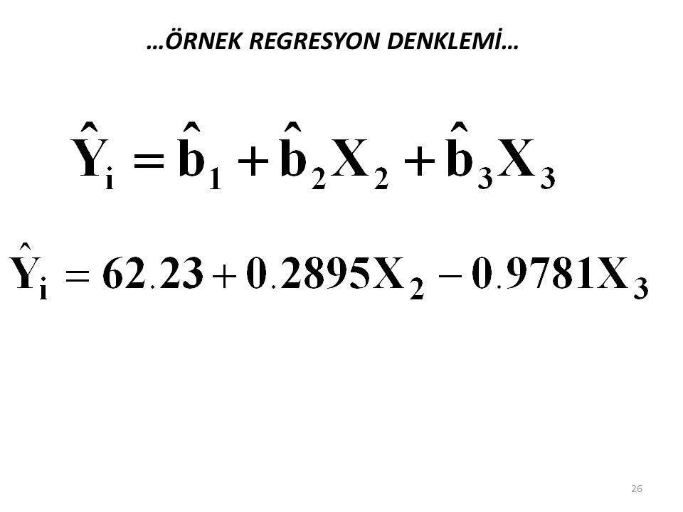 …ORTALAMA ELASTİKİYET… = 0.57 = -0.49 25