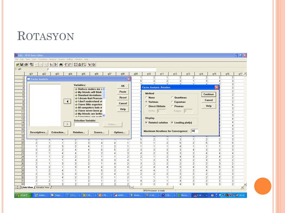 R OTASYON