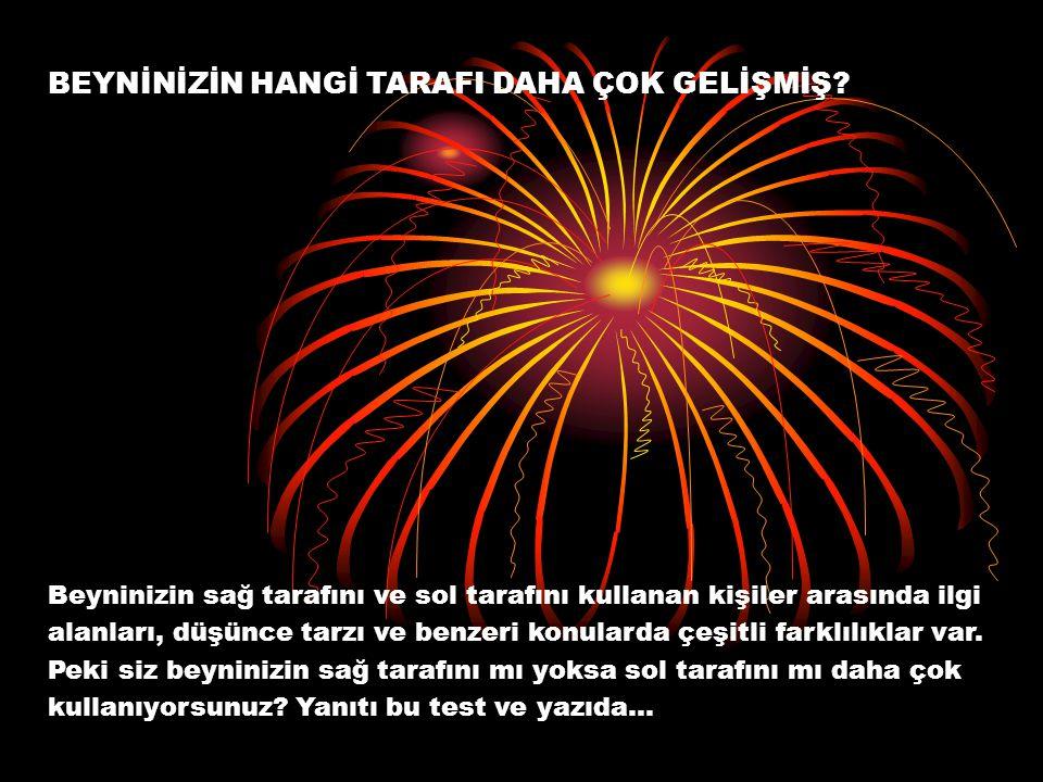 1.Okuldayken hangi dersleri daha çok severdiniz.a)Türkçe, resim, sosyal vb.
