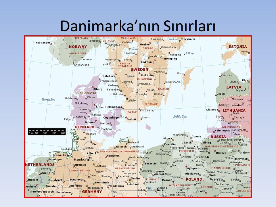 Danimarka'nın Yer Şekilleri Ülke genelde düzlüklerden oluşur.