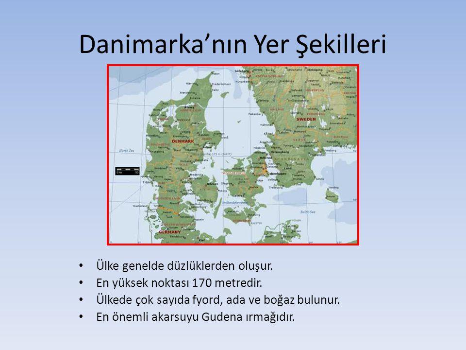 Ticaret Danimarka küçük bir ülke olmasına karşılık, dünyanın önde gelen ticaret ülkelerinden biridir.