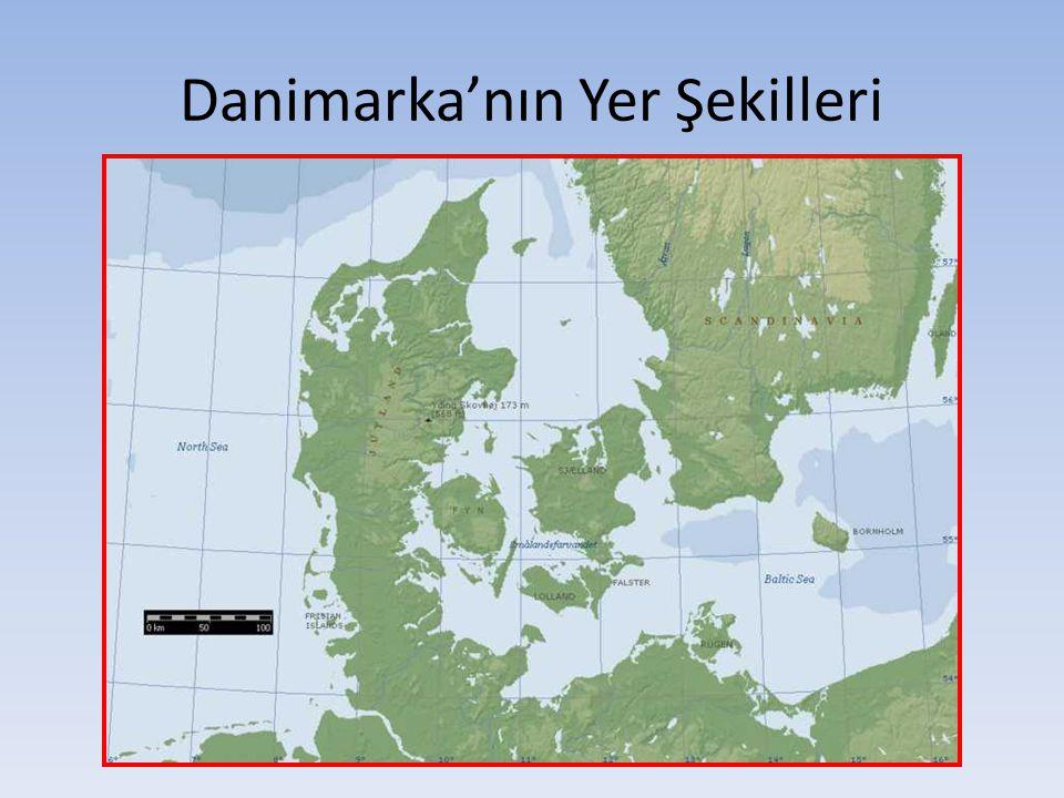 Danimarka'nın İklimi Ülkede Ilıman okyanus iklimi görülür. Bol yağış alır.