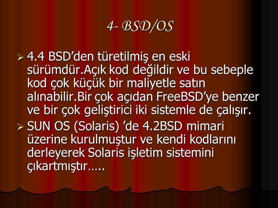 3- OPEN BSD  7 yıldan fazla sürede sadece bir tane dışarıdan güvenlik açığı????  OpenBSD güvenlik ve kod güzelliği hedefler Birleşik devletler hüküm