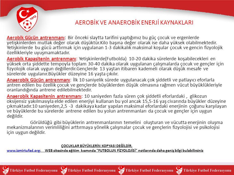 ÇOCUK VE GENÇLERİN YETİŞKİN BOY VE KİLOLARINI ÖNCEDEN SAPTAMAK Eğitime aldığınız çocuk ve gençlerin bulundukları yaştaki boy ve kilolarından, yetişkinlikteki boy ve kilolarını çok yakın değerlerde saptayabilmek için Türk Çocukları Standart Büyüme Eğrilerini kullanabilirsiniz.