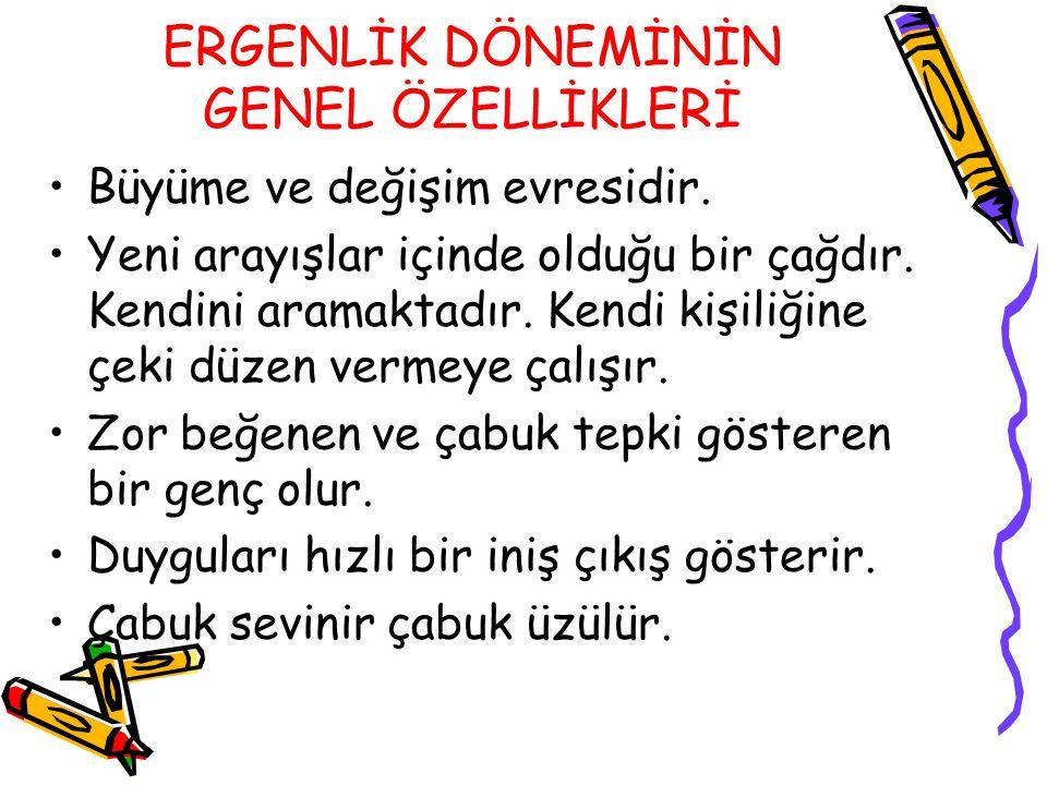 DUYGUSAL-RUHSAL GELİŞİM.