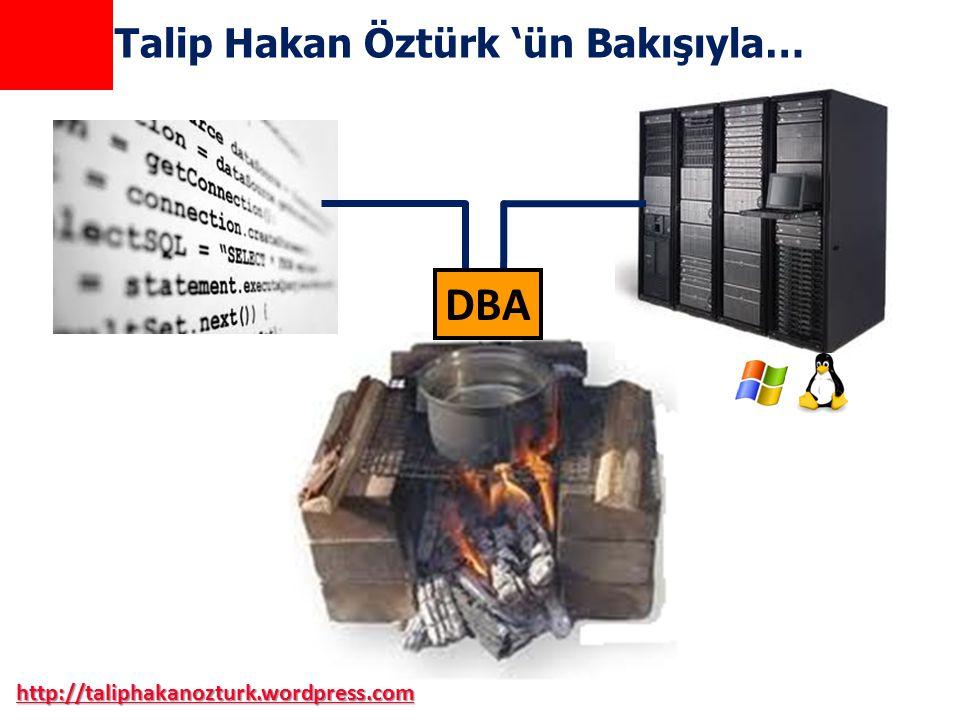 http://taliphakanozturk.wordpress.com DBA Talip Hakan Öztürk 'ün Bakışıyla…