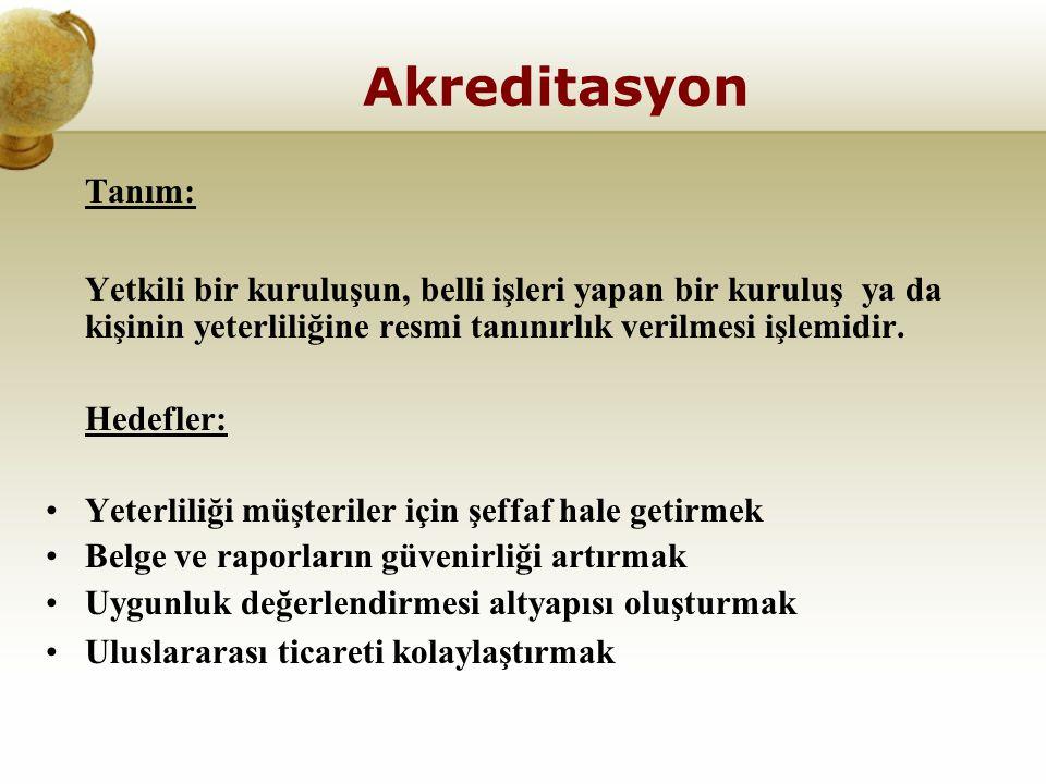 Türkiye'de Akreditasyon 53