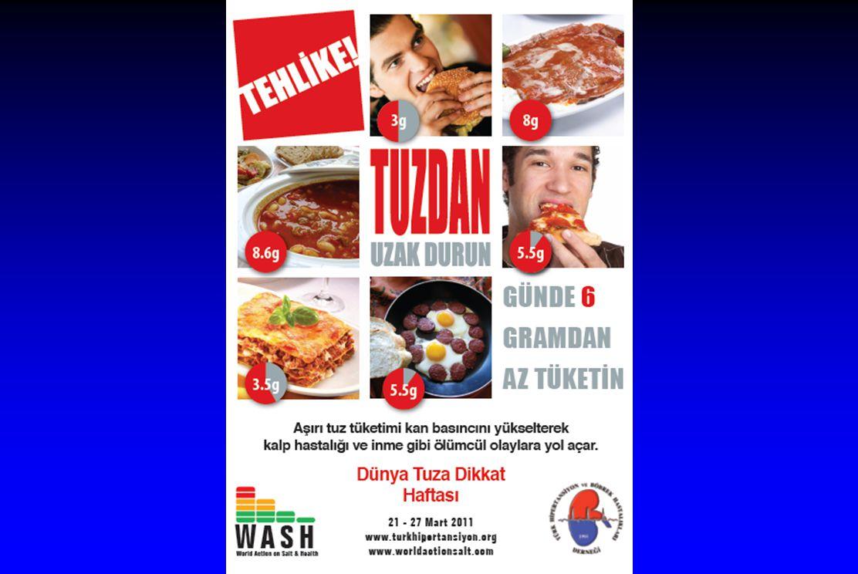 11-17 Mart Dünya Tuza Dikkat Haftası