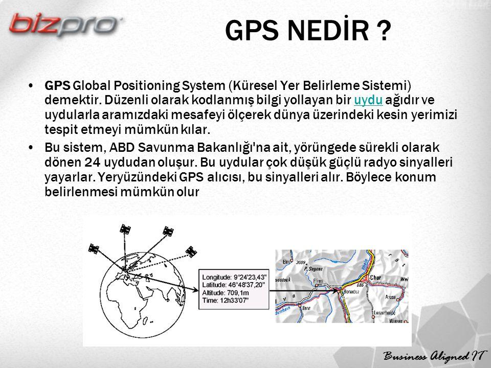 küresel yer belirleme sistemi nedir