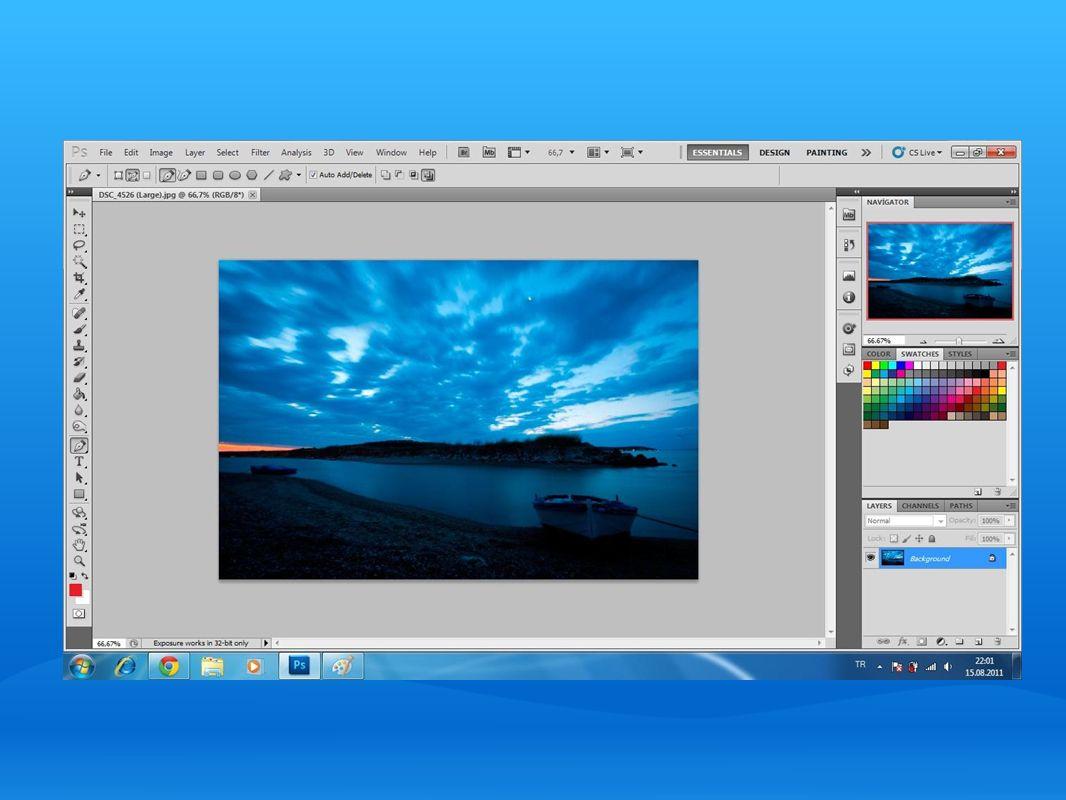 Photoshop nasıl kullanılır Nereden Başlayalım