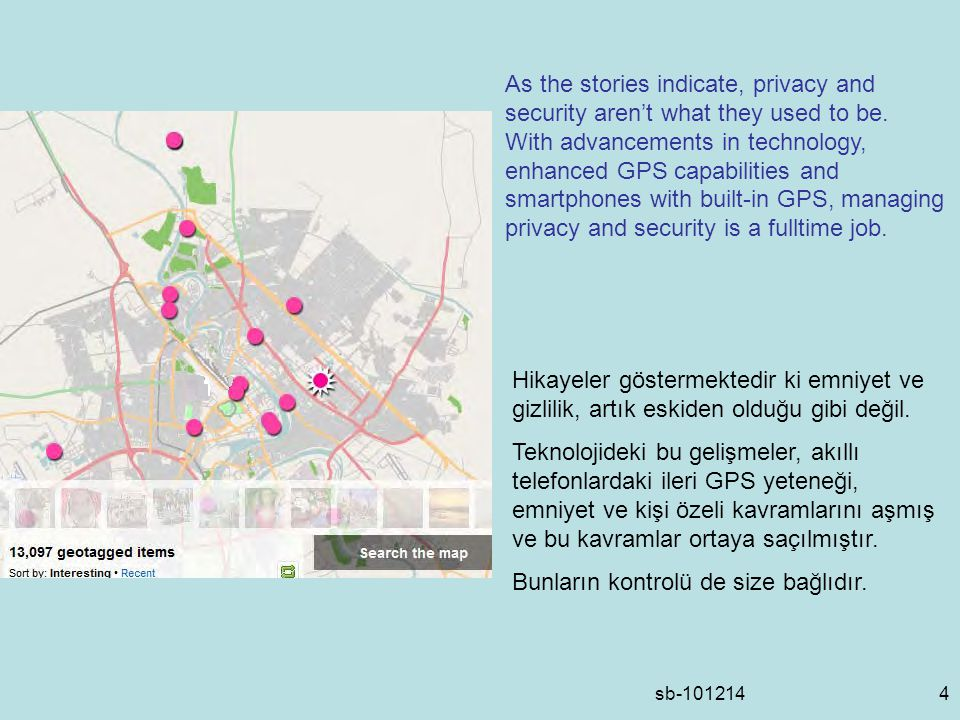 sb As the stories indicate, privacy and security aren't what they used to be.